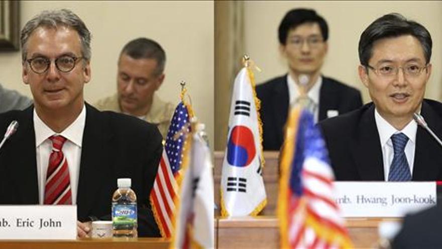 Enviado surcoreano comienza gira para tratar el programa nuclear norcoreano
