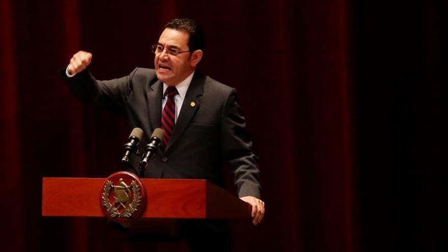 El Tribunal Electoral de Guatemala ordena cancelar al partido oficial FCN-Nación