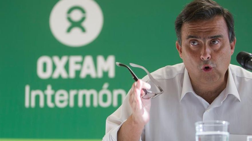 Oxfam estudia demandar al Gobierno por incumplir el acuerdo de la UE de los refugiados