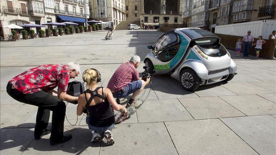 Se declara en concurso Afypaida, empresa matriz del coche eléctrico Hiriko