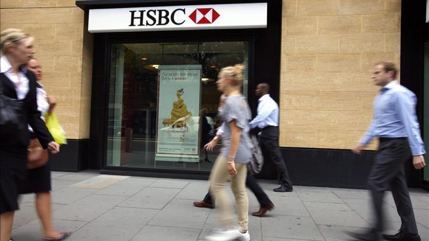 El beneficio acumulado del HSBC sube el 23 por ciento por el rendimiento en Hong Kong