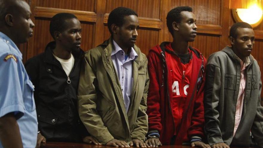 Empieza el juicio de cuatro sospechosos del ataque al Westgate de Nairobi