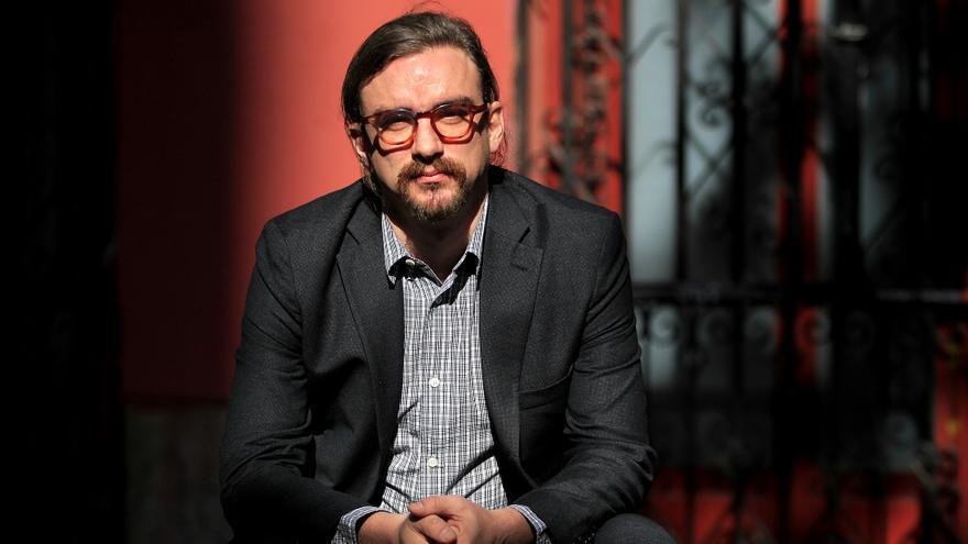 Jorge Lago, director del Instituto 25M para la Democracia y miembro del Consejo Ciudadano en las áreas de Cultura y Formación. / Marta Jara