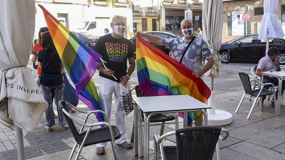 Imagen de archivo del Día Internacional del Orgullo LGTBI.