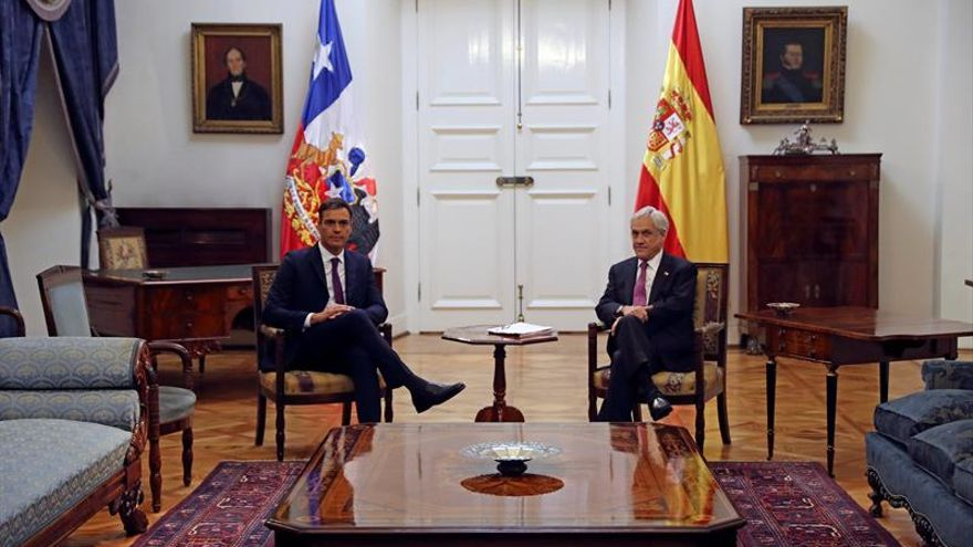 Sánchez aboga por acompañar el diálogo entre venezolanos sin injerencia directa
