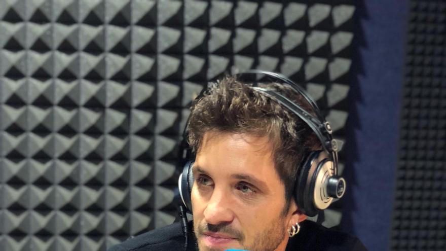 El director Jota Linares, durante su entrevista con Kinótico para presentar 'Animales sin collar'