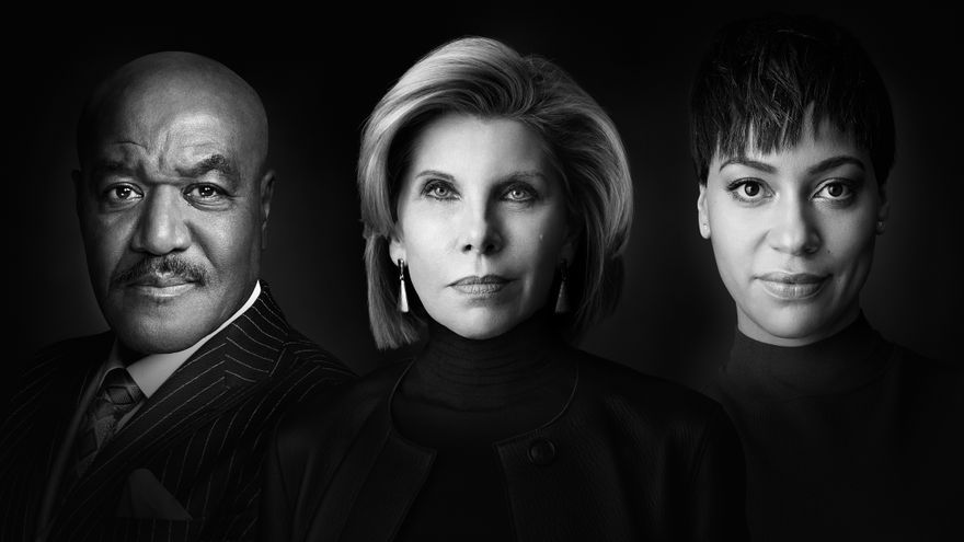 Póster de la nueva temporada de 'The Good Fight' TM & ©  2019 CBS Studios Inc. All Rights Reserved.