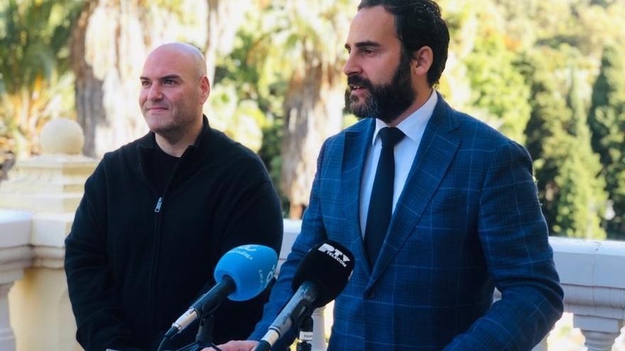 """El socialista Daniel Pérez lanza un vídeo para """"concienciar"""" a la ciudadanía de que """"hay que parar a Vox"""""""