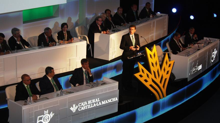 Asamblea de Caja Rural Castilla-La Mancha / Foto: Caja Rural