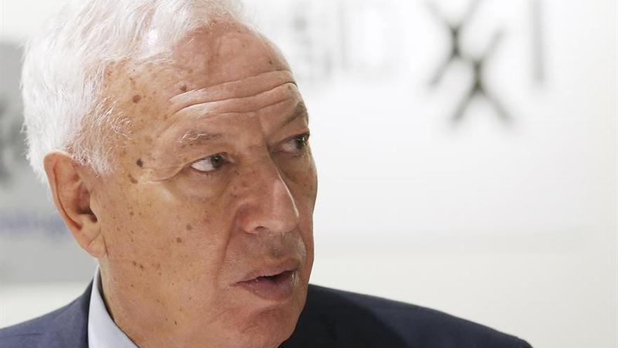 """Margallo califica de """"absolutamente lamentable"""" el boicot a Felipe González"""