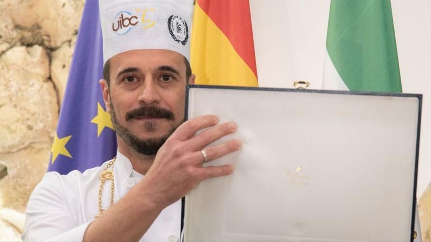 El panadero de Lebrija Domi Vélez, elegido el mejor del mundo