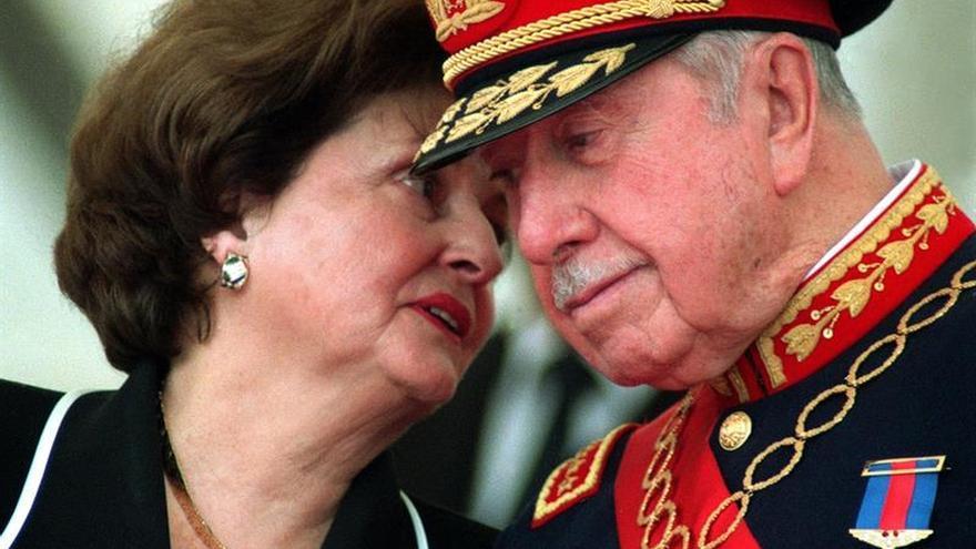Decretan en Chile decomiso de 5,1 millones de dólares al fallecido dictador Pinochet
