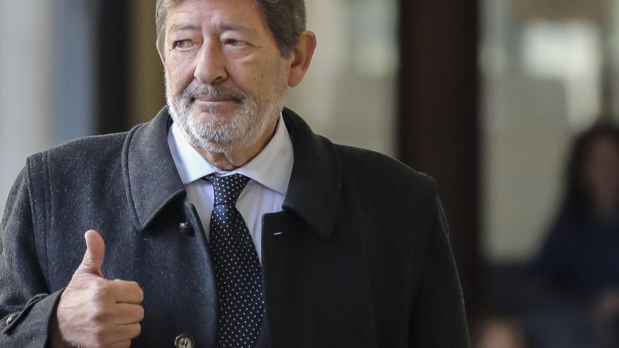 Juez rechaza la petición de la Fiscalía y mantiene a Guerrero fuera de la pieza de los ERE de Intersur