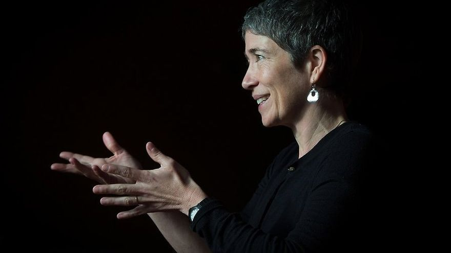 Anna Myers, directora de WIN (Whistleblower International Network)