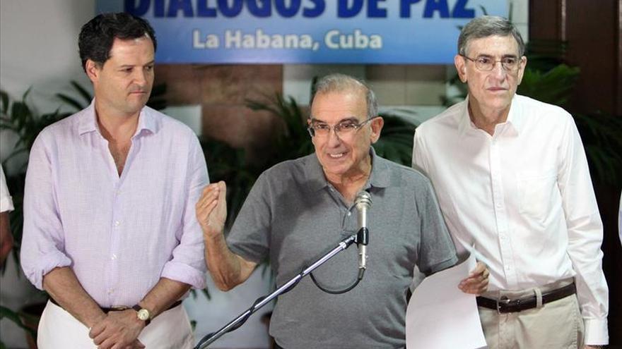 Los negociadores de Santos piden definir con realismo el plebiscito para la paz