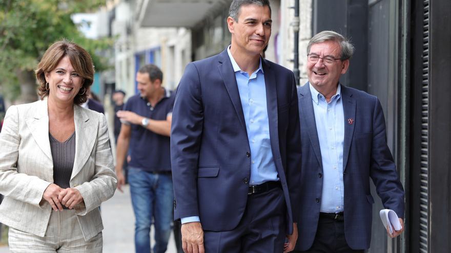 Vox lleva al Supremo a Sánchez, Delgado y los tres abogados del Estado que firmaron el informe sobre Junqueras