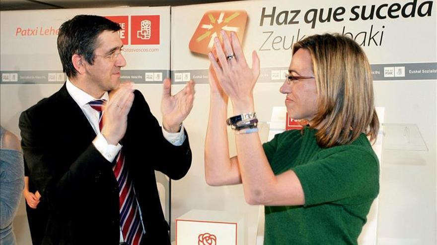 Izquierda Socialista prevé que las primarias sean entre Patxi López y Chacón