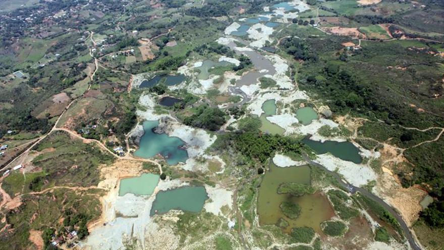 El 46 por ciento de los ecosistemas en Colombia está bajo amenaza, advierte WWF