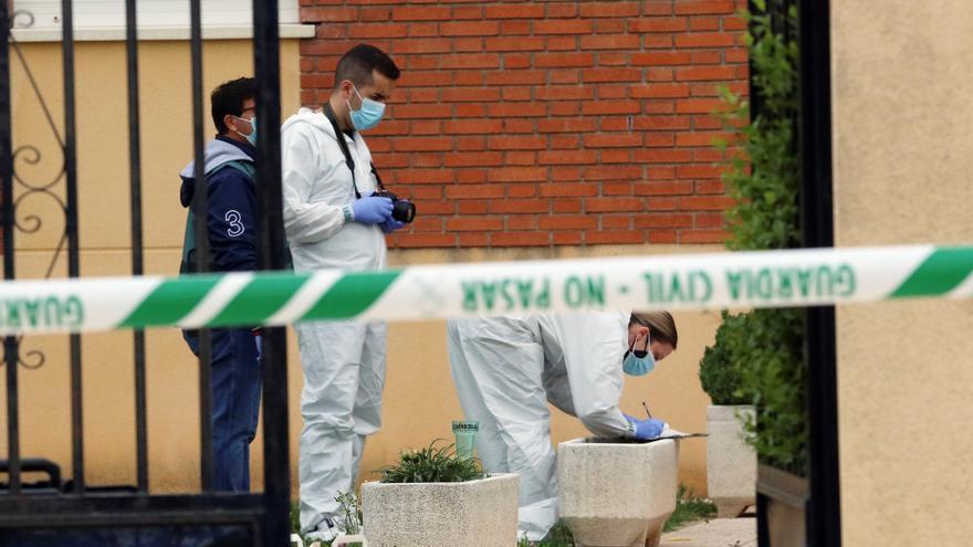 Fallece la mujer apuñalada por su pareja en su casa de Doñinos (Salamanca)