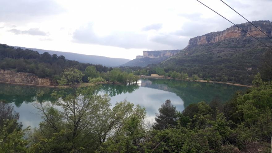 Embalse de La Toba (Cuenca)