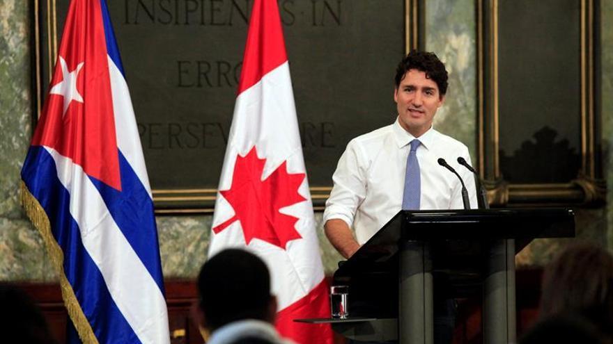 Justin Trudeau conquista con su desparpajo el templo del saber cubano