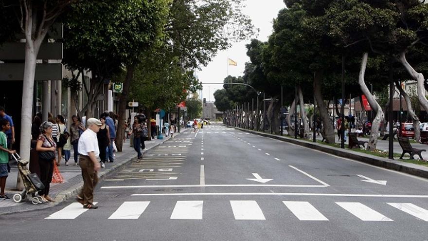 De la peatonalización de Mesa y López #9