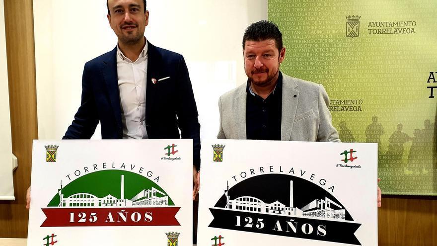 Torrelavega celebra su 125 aniversario como ciudad con un acto el día 29 y actividades todo el año