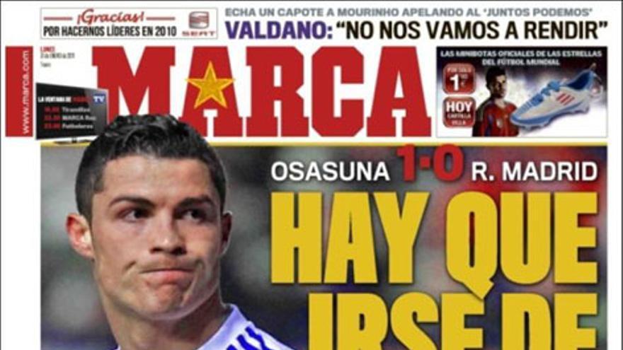 De las portadas del día (31/01/11) #10