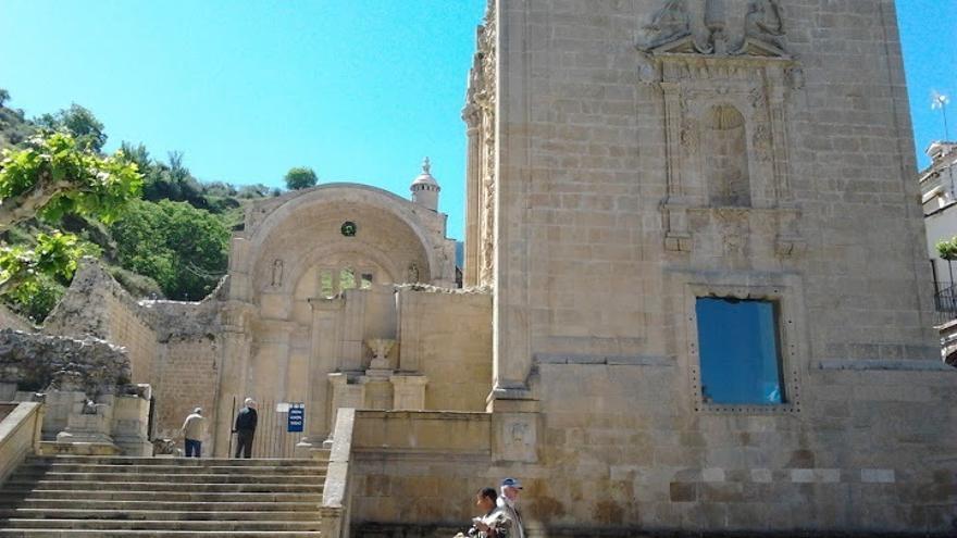 El casco histórico de Cazorla se promociona como destino turístico accesible de Andalucía