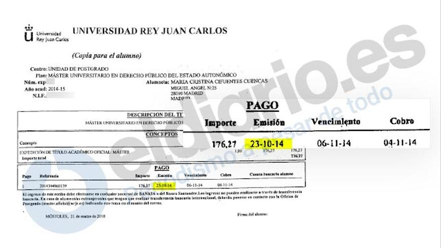 Documento Cifuentes