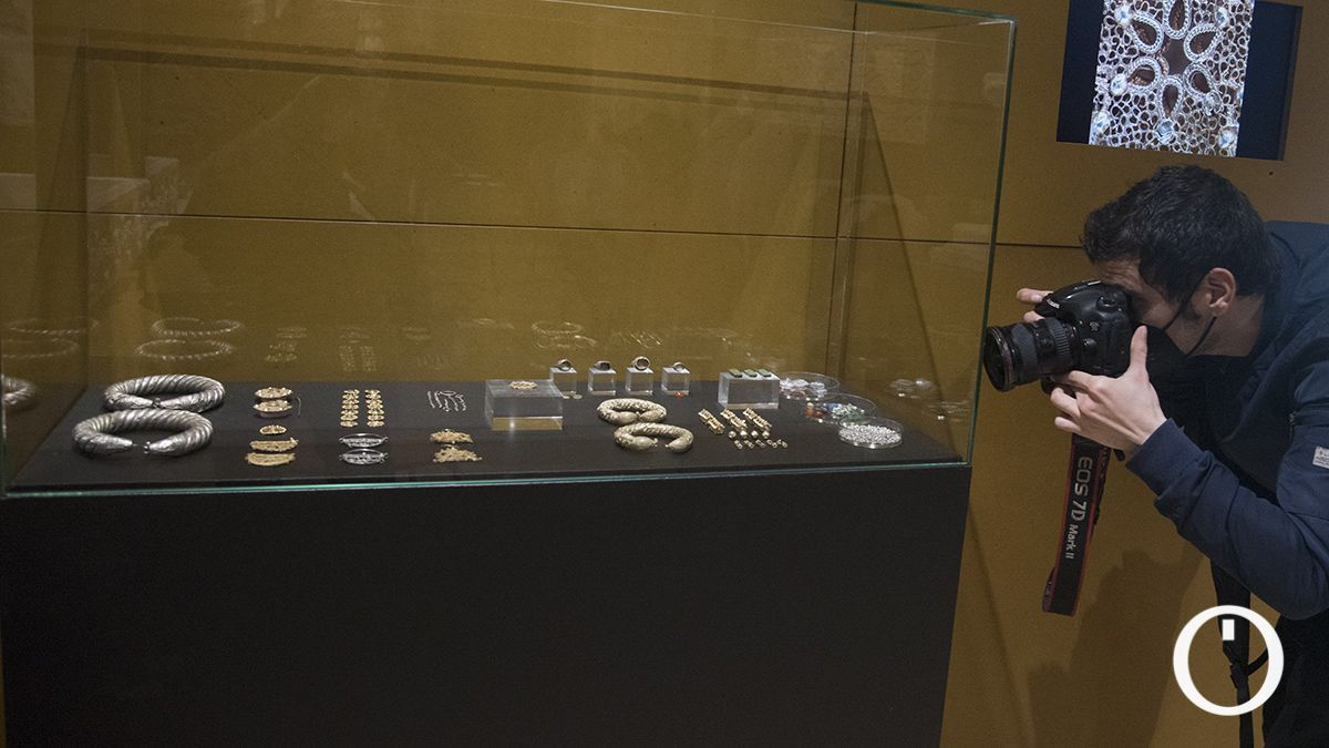 Nueva exposición en el Arqueológico