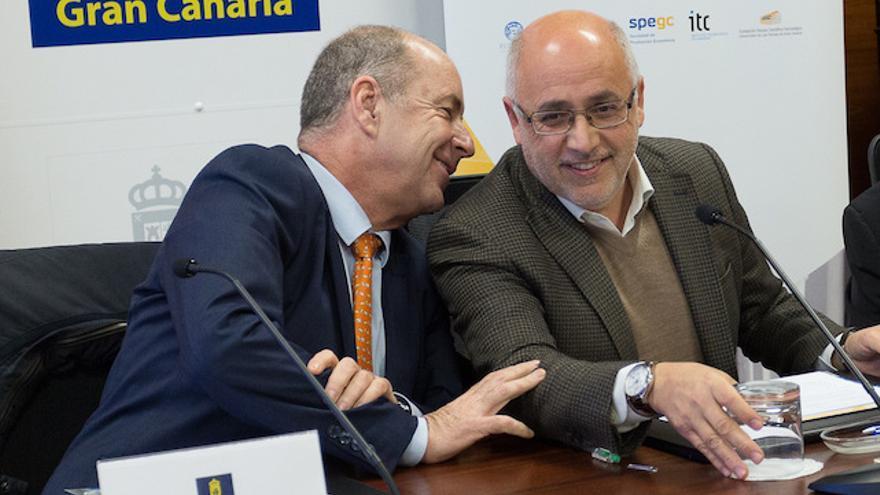 Pedro Ortega y Antonio Morales