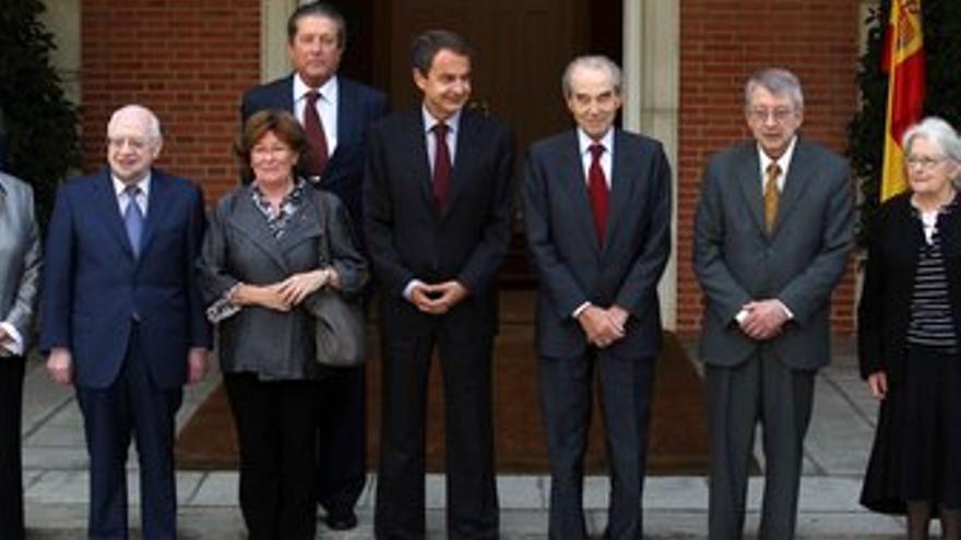Zapatero se reúne con una comisión internacional de Pena de Muerte