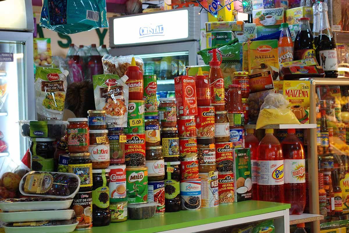 2- Productos latinos_Mercado de los Mostenses_Malasaña a mordiscos