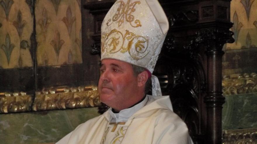 El Obispo de Bilbao presidirá este miércoles la ampliación del 'Bosque de la Concordia' en el Seminario de Derio