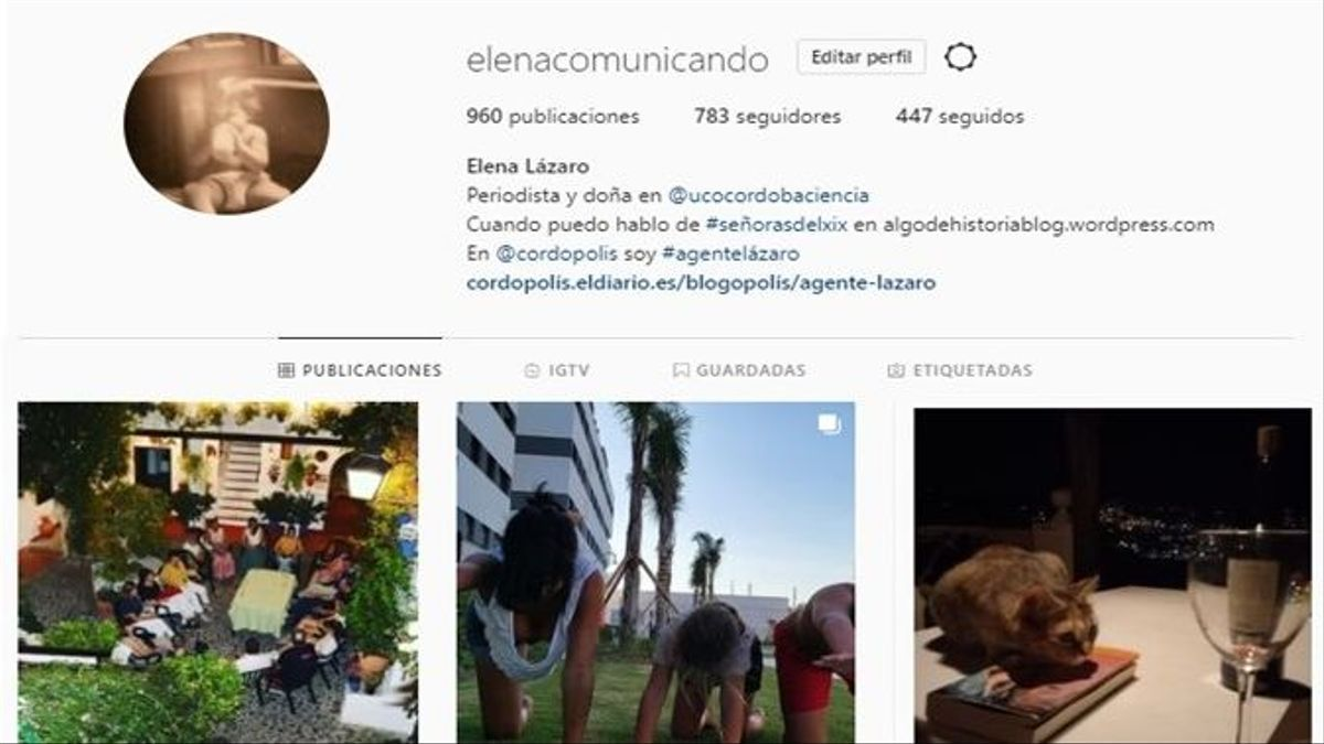 Mi perfil de Instagram ha sido este verano un paredón para recibir disparos de likes