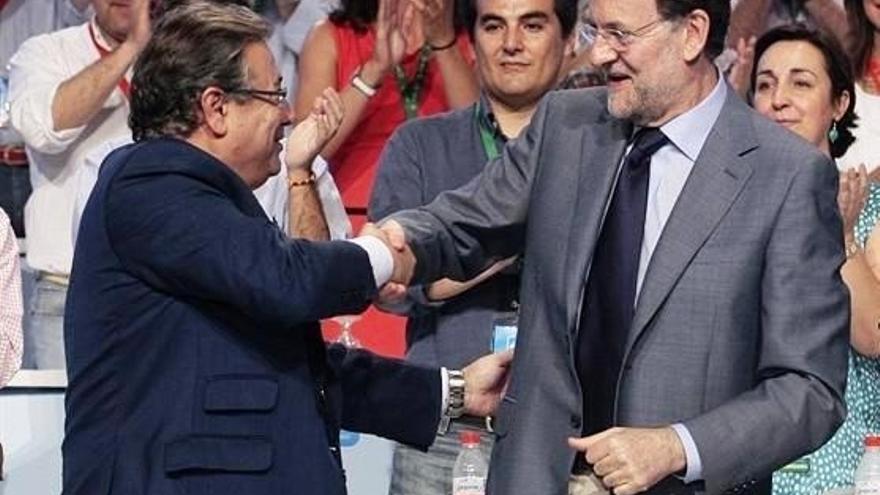 Rajoy participa hoy en un acto de campaña en Sevilla para apoyar a Zoido
