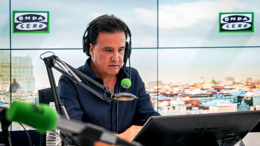José Ramón de la Morena en 'El Transistor'