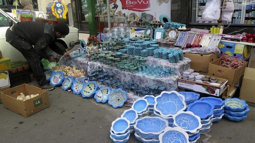 """Los siete alimentos que invocan un próspero """"Noruz"""", año nuevo iraní"""