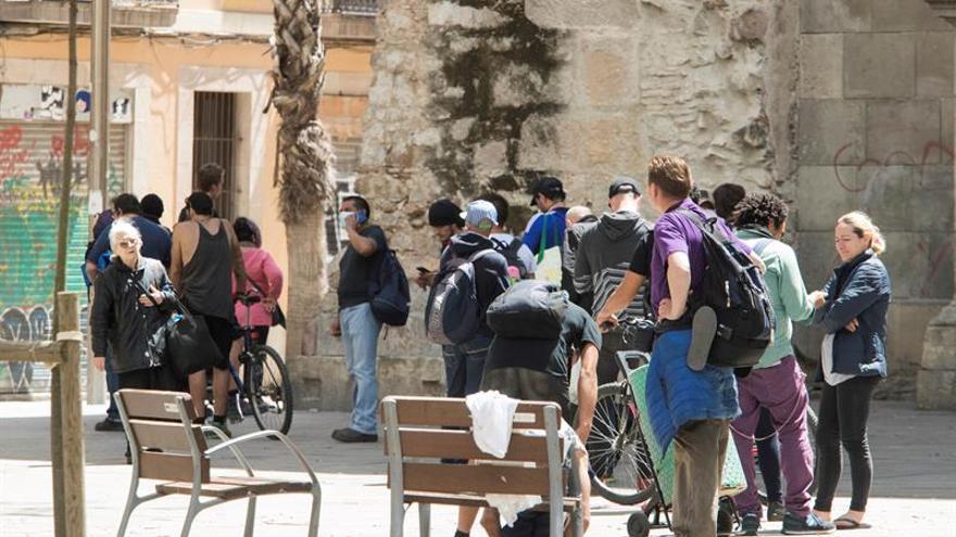 Cataluña suma 43 víctimas de la COVID-19, lo que sube el total a 11.554