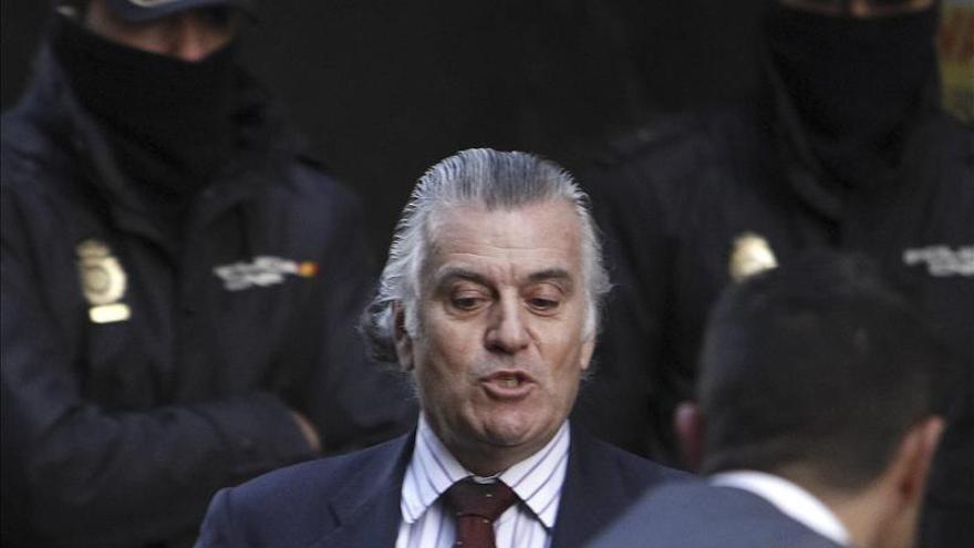 Bárcenas presenta una demanda contra el PP por despido improcedente
