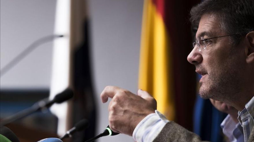 """Catalá: """"El yihadismo se encontrará con toda la fuerza del estado de derecho"""""""
