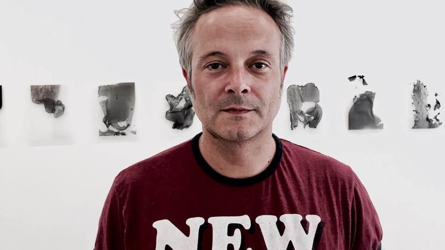 Nacho Ruiz, galerista de la T20 / Mariu Cánovas