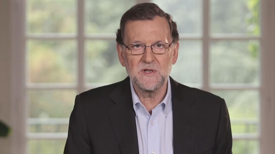 La Junta Electoral desestima la denuncia el PSOE contra el vídeo de precampaña de Rajoy en Moncloa