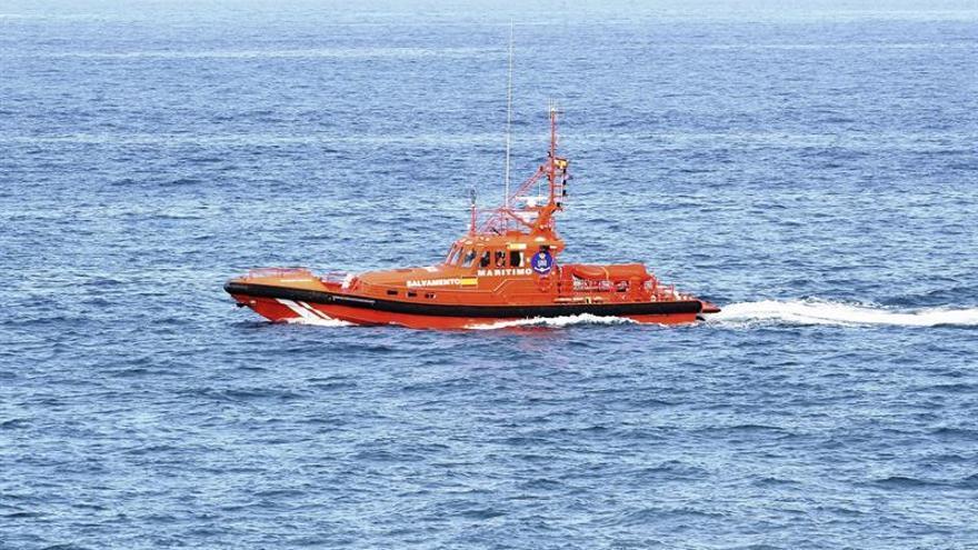 Suspenden la búsqueda de la posible persona arrastrada al mar en Tenerife