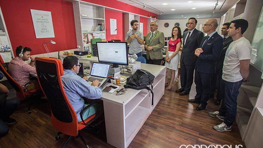 Una empresa tecnológica, a pleno rendimiento   MADERO CUBERO