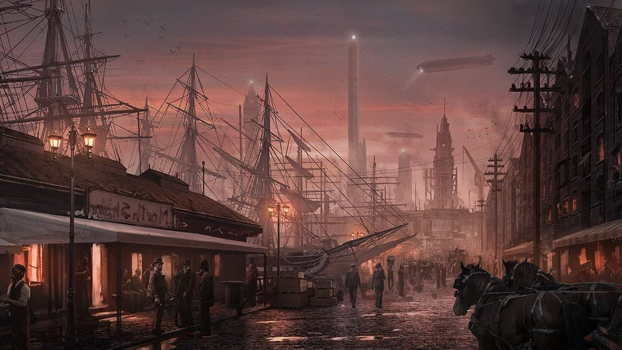 Sidney The Order 1886