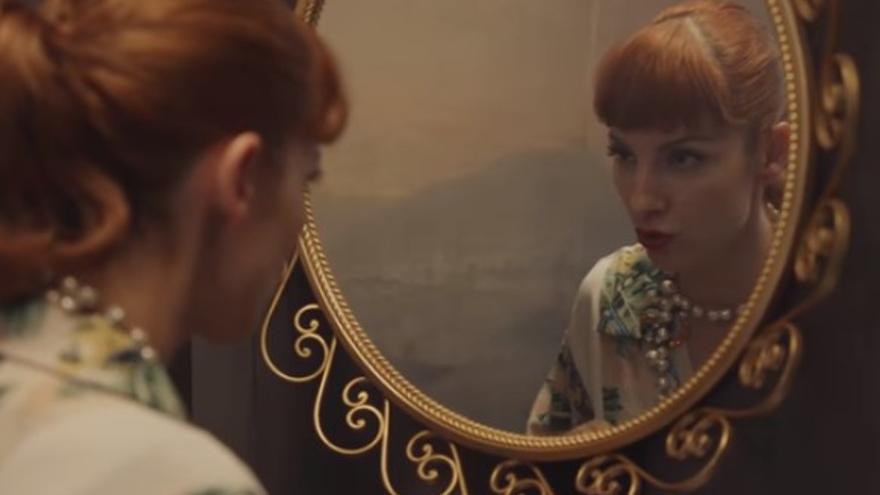Fotograma del corto 'Mi madre'.