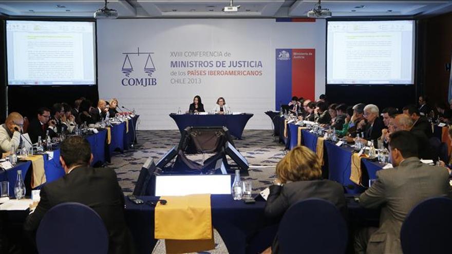 Los ministros de Justicia iberoamericanos hablarán en República Dominicana sobre seguridad