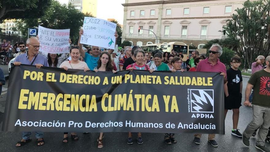 La emergencia climática es también una emergencia en derechos humanos